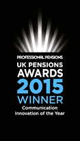 Professional Pensions Award